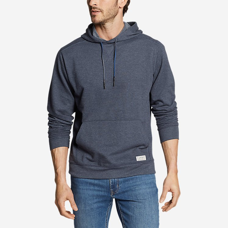 CMCYY Mens Casual Pocket Pullover Fleece Drawstring Hooded Sweatshirts