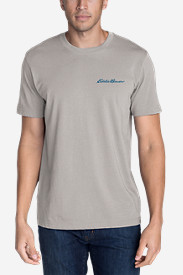Men's Graphic T-Shirt - Denali National Park