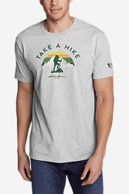 Men's Graphic T-Shirt - Take A Hike