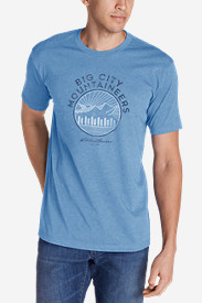 Men's GraphicT-Shirt - Big City Mountaineers