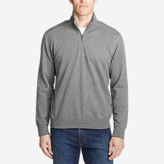 Thumbnail View 1 - Men's Camp Fleece 1/4-Zip