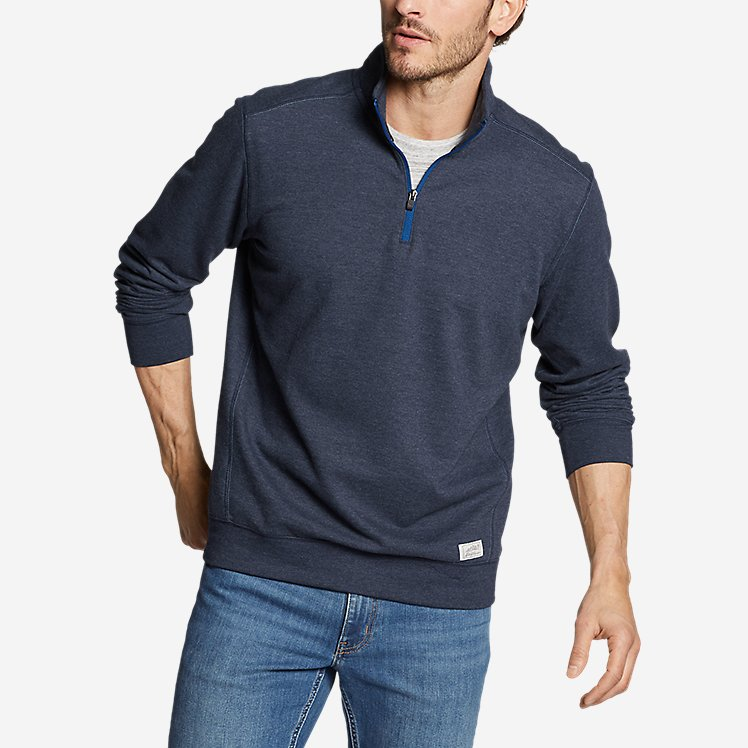 Men's Camp Fleece 1/4-Zip large version