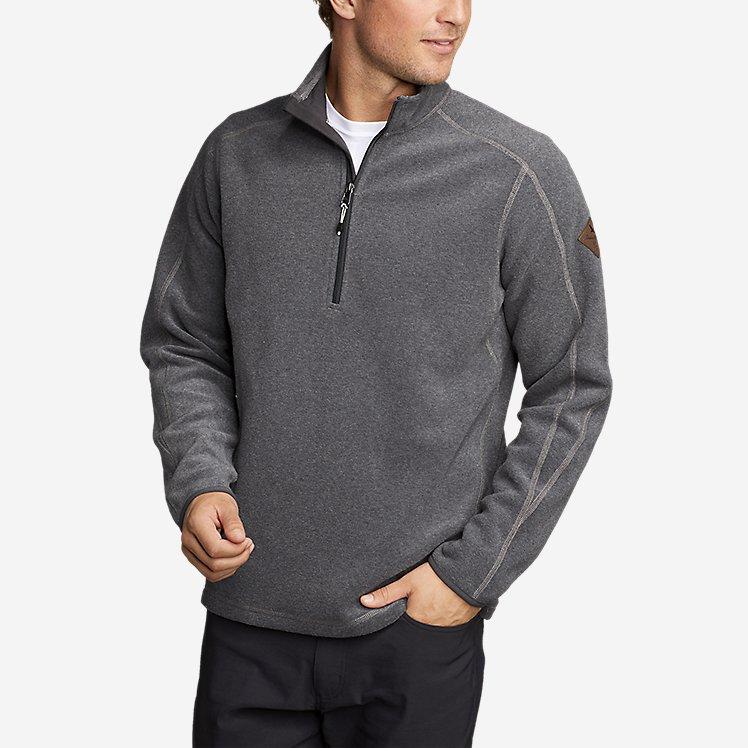 Men's Mountain Fleece 1/2-Zip large version
