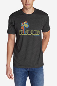 Men's Graphic T-Shirt - Yellowstone
