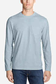 Men's Legend Wash Slub Long-Sleeve T-Shirt