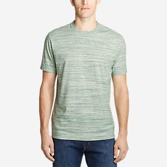 Thumbnail View 1 - Men's Legend Wash Pro T-Shirt - Space Dye