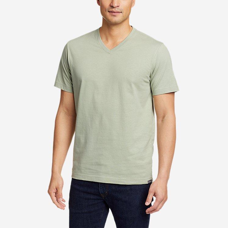 Men's Legend Wash Pro Short-Sleeve V-Neck T-Shirt large version