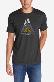 Men's Graphic T-Shirt - Altitude Adjustment