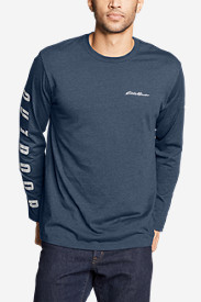 Men's Graphic Long-Sleeve T-Shirt - Outdoor Revival
