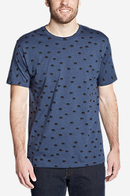 Men's Graphic T-Shirt - Buffalo Roam