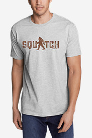 Men's Graphic T-Shirt - Squatch