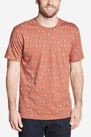 Men's Graphic T-Shirt - Through the Trees