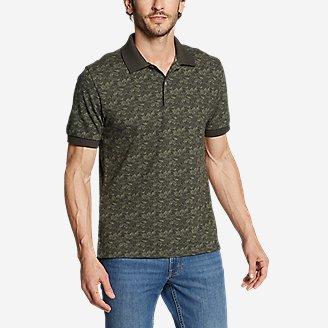Thumbnail View 1 - Men's Field Pro Polo Shirt - Print