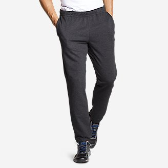 Thumbnail View 1 - Men's Camp Fleece Jogger Pants
