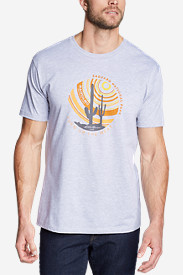 Men's Graphic T-Shirt - Saguaro