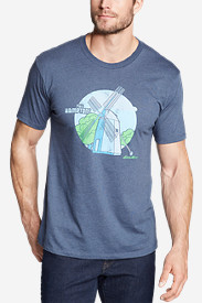 Men's Graphic T-Shirt - Hamptons