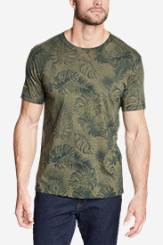 Men's Graphic T-Shirt - Please Leaf
