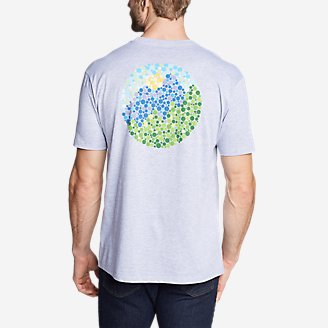 Thumbnail View 1 - Men's Graphic T-Shirt - Optic Mountain