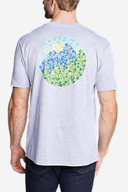 Men's Graphic T-Shirt - Optic Mountain