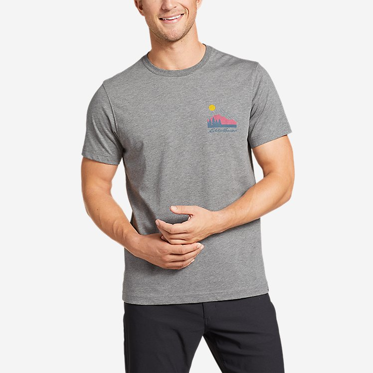 Men's Graphic T-Shirt - Hike Up large version