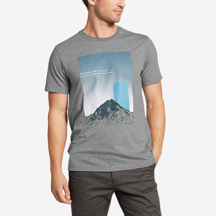 Men's Graphic T-Shirt - Mountainrise large version