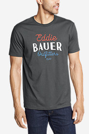 Men's Graphic T-Shirt - Americana Script
