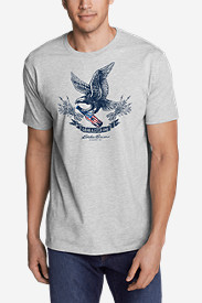 Men's Graphic T-Shirt - Eagle Brew