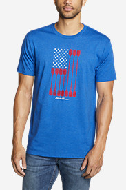 Men's Graphic T-Shirt - Iconic Americana