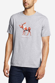 Men's Graphic T-Shirt - Canada Moose