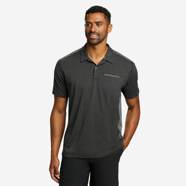 Men's Adventurer® Short-Sleeve Polo Shirt large version