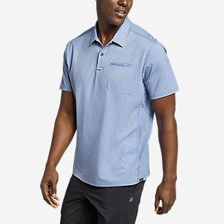 Thumbnail View 1 - Men's Adventurer® Short-Sleeve Polo Shirt