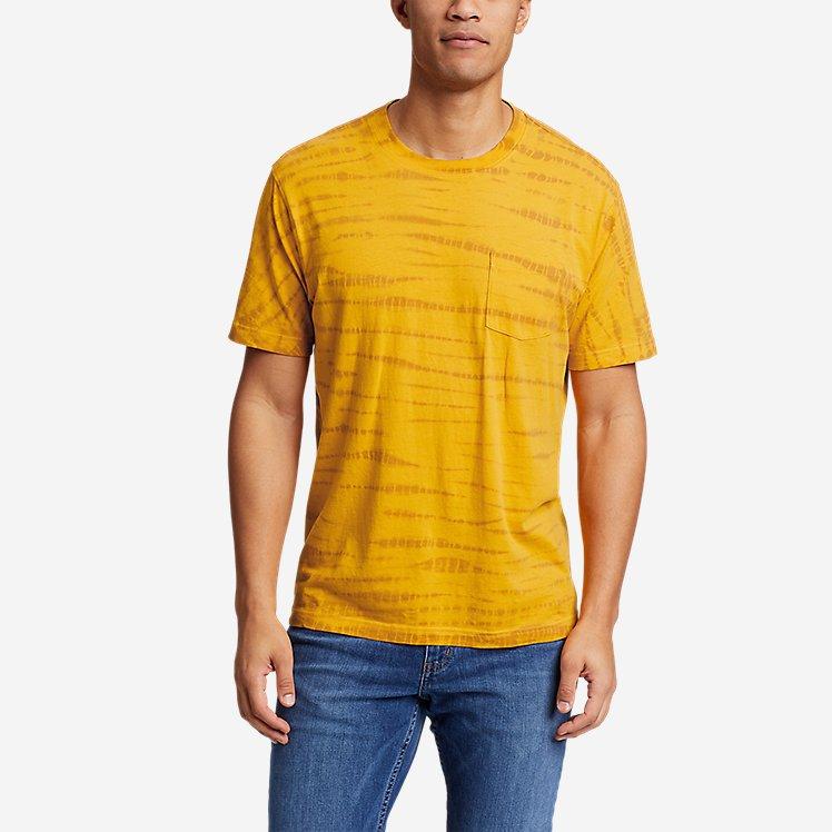 Men's Legend Wash Tie-Dye T-Shirt large version