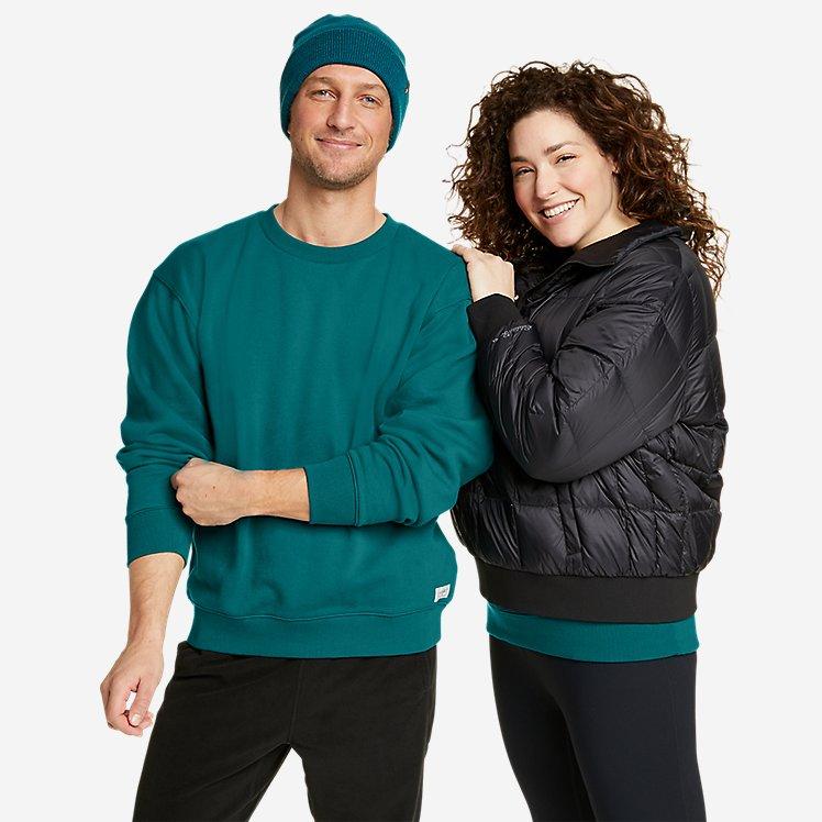 Eddie Bauer Signature Sweatshirt large version