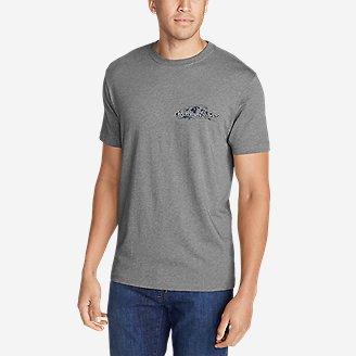 Thumbnail View 1 - Men's Graphic T-Shirt - Drive Bauer