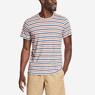 Thumbnail View 1 - Men's Jungmaven X Eddie Bauer Jung T-Shirt - Stripe