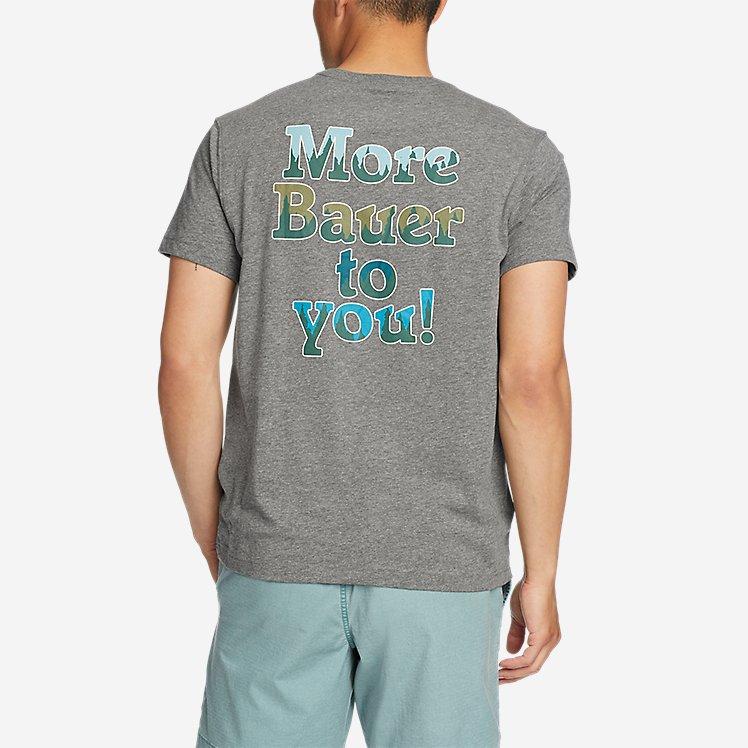 Men's Graphic T-Shirt - More Bauer large version