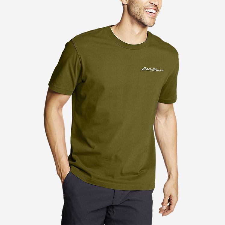 Men's Graphic T-Shirt - Mount Bauer large version