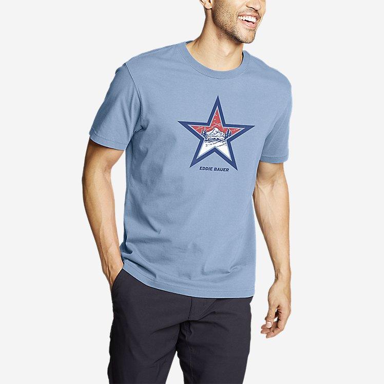 Men's Graphic T-Shirt - US Landscape large version