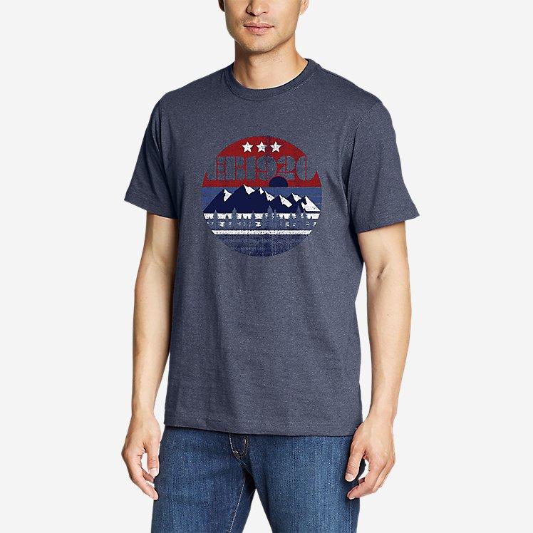 Men's Graphic T-Shirt - 1920 large version