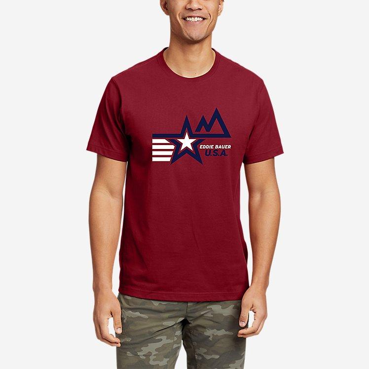 Men's Graphic T-Shirt - Mod Star large version