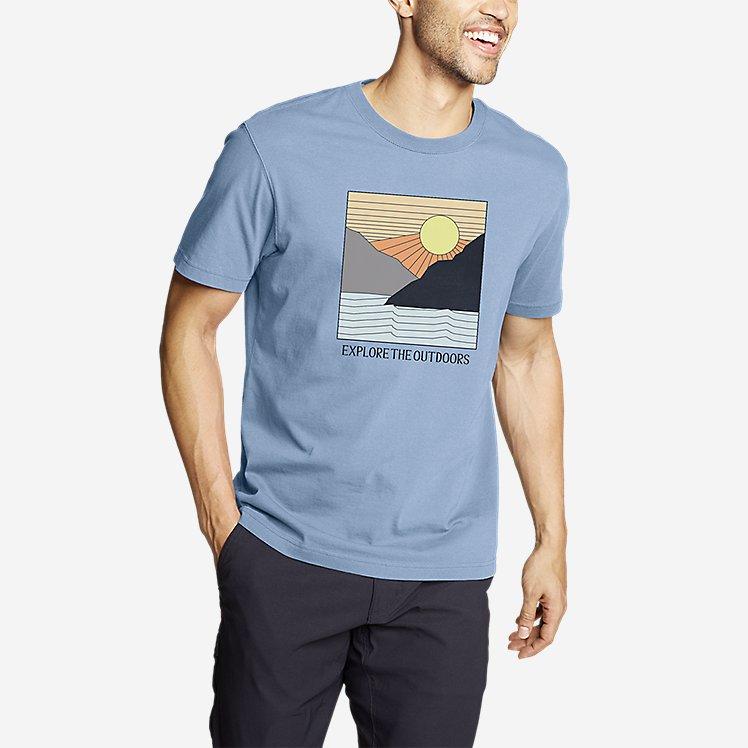 Men's Graphic T-Shirt - Cool Summer large version