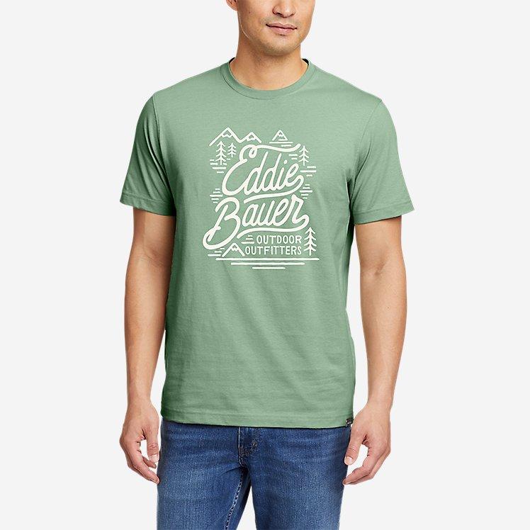 Graphic T-Shirt - Mt. Baker large version