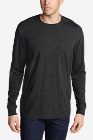Men's Legend Wash Long-Sleeve T-Shirt - Classic Fit
