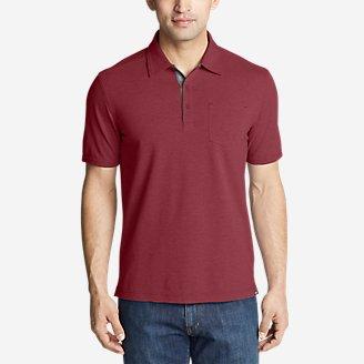 Thumbnail View 1 - Men's En Route Short-Sleeve Polo Shirt