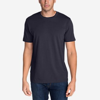Thumbnail View 1 - Men's Legend Wash Short-Sleeve T-Shirt - Classic Fit