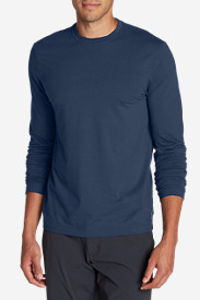Men's Lookout Long-Sleeve T-Shirt - Solid