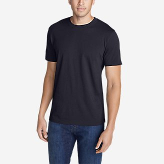 Thumbnail View 1 - Men's Legend Wash Short-Sleeve T-Shirt - Slim Fit