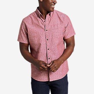 Thumbnail View 1 - Men's Grifton Short-Sleeve Shirt - Print