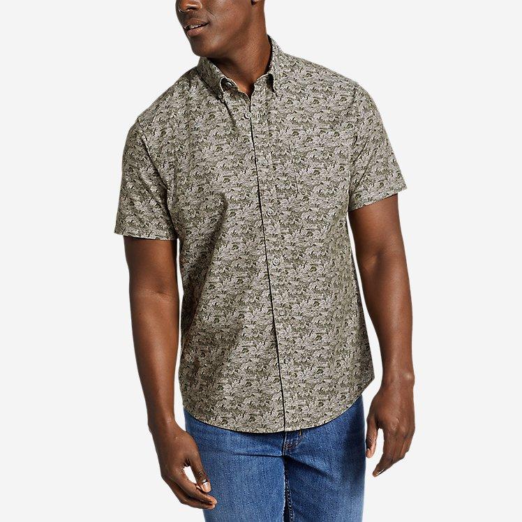 Men's Grifton Short-Sleeve Shirt - Print large version