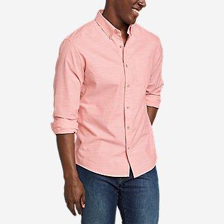Thumbnail View 1 - Men's Grifton Long-Sleeve Shirt - Solid